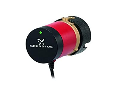 Grundfos 98420224 Comfort PM AutoAdapt Recirculation Pump NPSM, 1 1/4-Inch