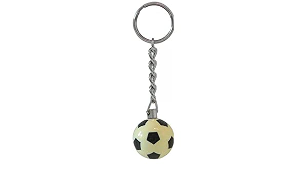 Llavero bola futbolin balon: Amazon.es: Deportes y aire libre