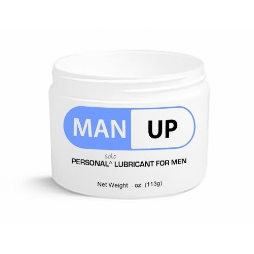 Manup Mens Personal Lube - 8 Oz