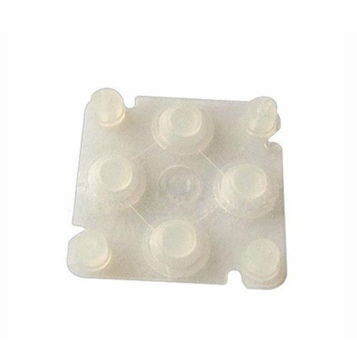 Bislinks® Rubber Buttons Replacement For Sony Playstation PSP 2000 Repair Fix - Screen Broken Psp