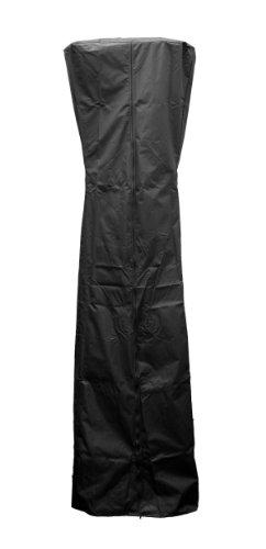 Hiland 헤비 듀티 방수 삼각형 유리 튜브 히터 커버, 검정색, 12 개..