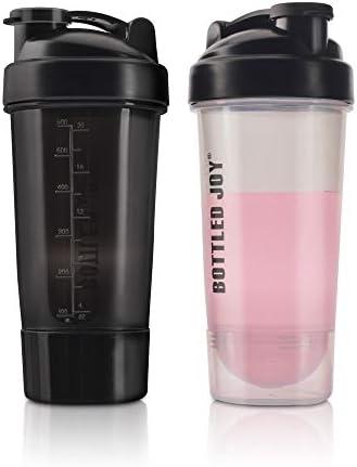 Protein Shaker Bottle Powder Storage product image