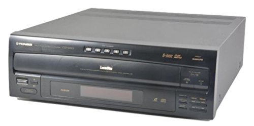 Pioneer CLD-M301 Laserdisc Player CDV LD 5 CD Changer