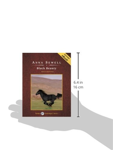 Black Beauty, with eBook (Tantor Unabridged Classics) by Brand: Tantor Media (Image #1)