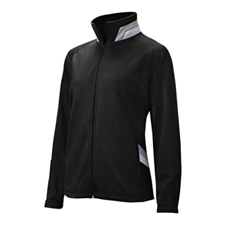 a45b1c91bba9 Mizuno Women s Team IV Warm-Up Jacket  Amazon.co.uk  Sports   Outdoors
