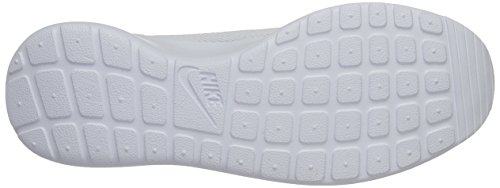 Nike Womens Roshe One Running Shoes (10 B (m) Us) (bianco / Bianco / Nero)