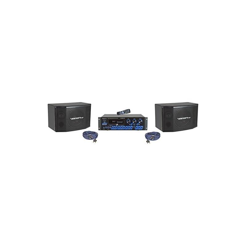 VocoPro Karaoke System (KRS4)