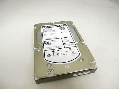 EQUALLOGIC RG5VK DELL EQUALLOGIC 450GB 15K SAS Hard Drive ST3450857SS Dell-RG5VK-Equallogic-450GB-15k-sas-6GBPS-Drive-EXACT-PART-NUMBER-with Renewed RG5VK