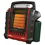 HEAT STAR - PORTABLE BUDDY HEATER 4-9000 BTU F232000 - 373-MH9BX