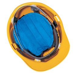 OccuNomix 968B-01 MiraCool Hard Hat Pad, Bulk, Navy (Pack of 24)