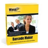 BarcodeMaker - Barcode Generator Software - 5 User Licenses (PC)