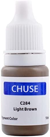 (チュース)Chuse C284 眉タトゥーカラーメイク色素 薄茶褐色