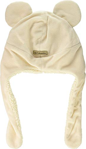 65aae1a9f8d33e Columbia Kids & Baby Kids Toddler Tiny Bear II Beanie, Chalk One Size