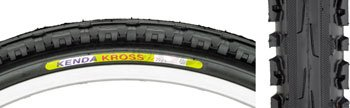 Kenda Kross Plus Front/Rear Slick XC Tire, 26 x 1.95""