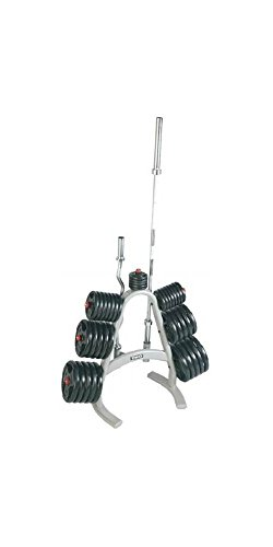 TKO Olympic Plate Tree with Bar Holders by TKO