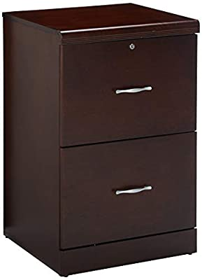Z-Line Designs 2-Drawer Vertical File Cabinet