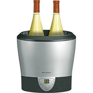 Electronic Ice Bucket (Emerson FR20SL Portable Electronic Ice Bucket by Emerson)