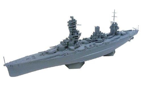 """Aoshima 1/700 IJN Battleship """"Fuso"""" 1944 (Full Hull)"""