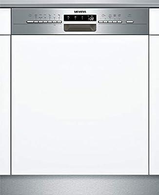 Siemens iQ300 SN536S00PE lavavajilla Semi-incorporado 13 cubiertos ...