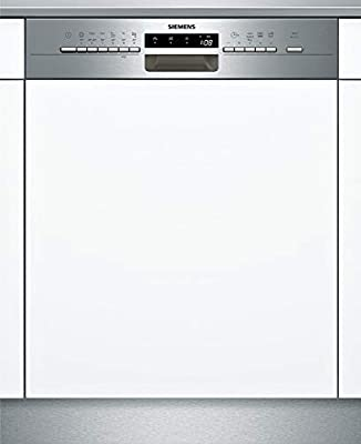 Siemens iQ300 SN536S00PE lavavajilla Semi-incorporado 13 ...