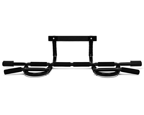 Yes4All Deluxe Chin Up Bar (Black CXP Bar - 28 to 33
