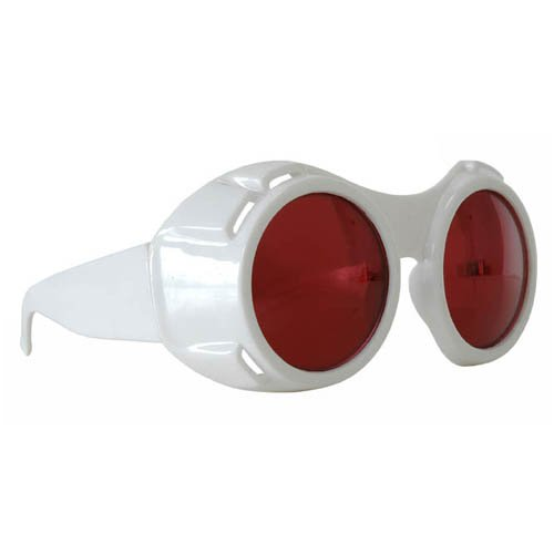 White and Red Hyper Vision Goggles by elope ()
