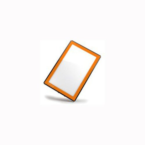 Porta-Trace LED Light Panel, Orange Frame, 11-by-18-Inch