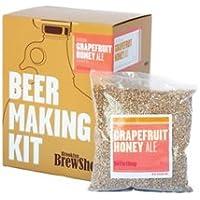 Brooklyn Brewshop - 1 Gallon Beer Making Starter Kit - Grapefruit Honey Ale