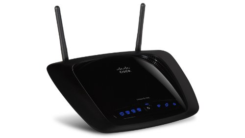 Cisco-Linksys E2100L Advanced Wireless-N ()