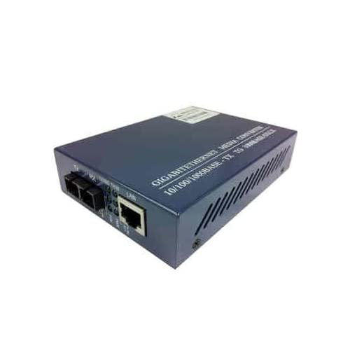 Image of AMER Networks Amer Networks Mrm-Gt/Gsxsc2 1000Base-T to 1000Base-Sx Multi-Mode Ibe Electronics