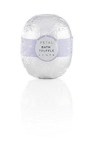 - Zents Bath Truffle, Petal, Silky Soft Body Treat, 2 Oz / 57 g