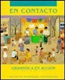 En Contacto Gramatica, Gill, Mary M., 0030046181