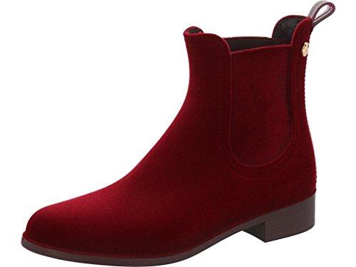 Damen Chelsea Boots Velvety Lemon Jelly q7BgxwBOf
