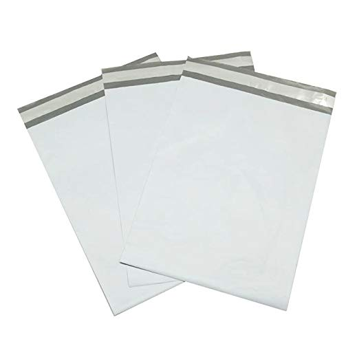 6x9 WHITE Poly mailers envelope BAGS 6 x 9 Pieces of 1000