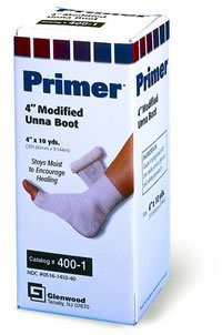 Primer Modified Unna Boot Dressing 4