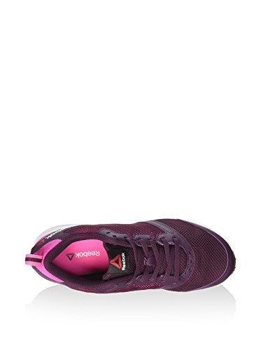 Reebok Rush 2.0 - Zapatillas de running Mujer Morado (Mystic Maroon / Rose Sage / Poison Pink / Whit)