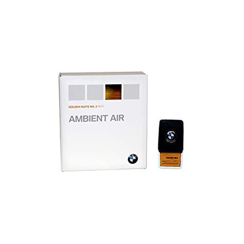Originele BMW Ambient Air, Golden Suite No. 2, geur, geurstekker, geur BMW 5-serie G3x / 7-serie G1x