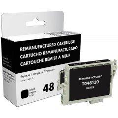 (* Epson Stylus Photo R200, R220, R300, R300M, R320, R340, RX500, RX600, RX620 Black Inkjet Cartridge, OEM# T048120, 600 Yield)