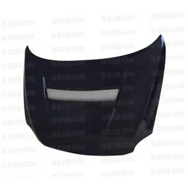 (SEIBON 05-08 Scion tC Carbon Fiber Hood VSII 2AZFE 04)