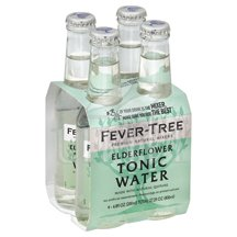 Fever Tree Water Tonic Elderflower