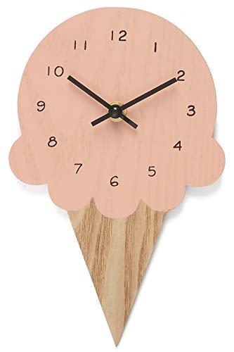 Accents de Ville Ice Cream Clock Whimsical Home Decor