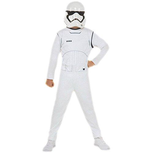 Rubie's Disney Star Wars The Force Awakens Stormtrooper Child Costume (Medium)