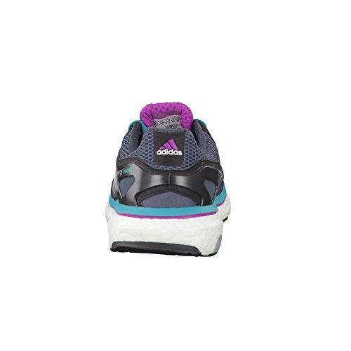 Boost Adidas W Energía de los zapatos corrientes Formadores las zapatillas de deporte (uk 10.5 Noso DARONX/TESIME/BLAEME G97559