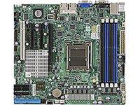 Supermicro Sever Motherboard NVIDIA nForce 790i SLI DDR3 1066 Socket P H8SCM-F-O