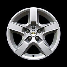 OEM Genuine Chevrolet Wheel Cover - Professionally Refinished Like New - Replacement Hubcap for 2008-2012 Malibu