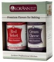 LorAnn Emulsion Kit- Red Velvet and Cream Cheese
