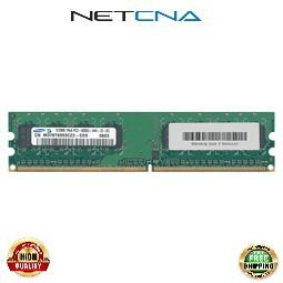 382509-001 512MB HP-Compaq PC2-4200 DDR2-533 240-pin SDARM DIMM 100% Compatible memory by NETCNA USA (4200 Hp Compaq)