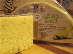 Imported Cheese - Lemon Zest Stilton 8 oz.