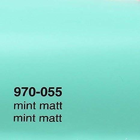 Oracal 970RA 010 Matt Weiß gegossene Profi Autofolie 152cm breit BLASENFREI mit Luftkanäle