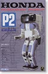 Honda Humanoid Robot 1/12 Scale by Wave by Wave